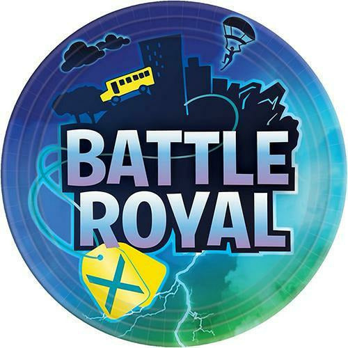 Battle Royal Lunch Plates 8ct