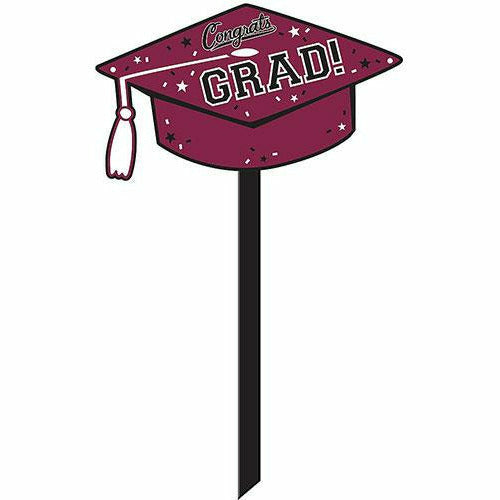 Berry Congrats Grad Yard Sign