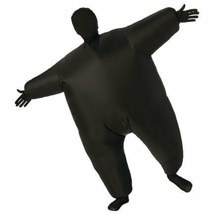 Black Inflatable Costume