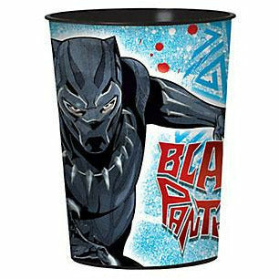 Black Panther Favor Cup