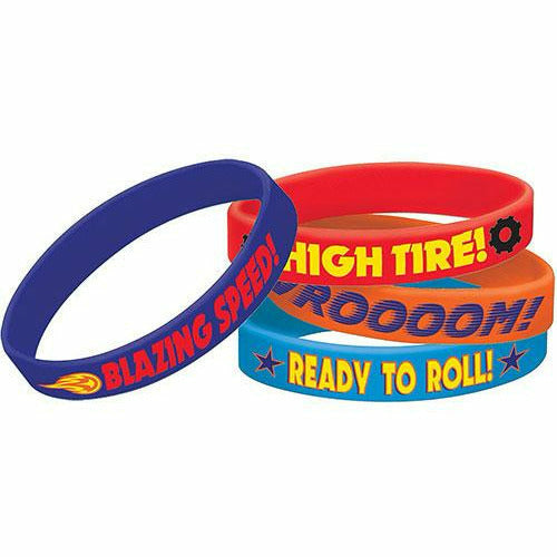 Blaze and the Monster Machines Wristbands 4ct