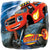 "169 Blaze and the Monster Machines 17"" Mylar Balloon"