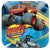 Blaze and the Monster Machines Dessert Plates 8ct