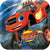 Blaze and the Monster Machines Lunch Plates 8ct