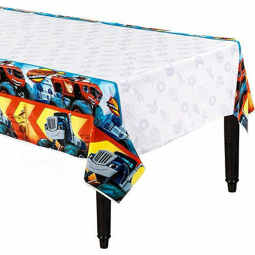Blaze and the Monster Machines Table Cover