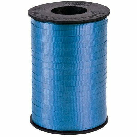 "Royal Blue Curling Ribbon 3/16"" x 500 Yards"