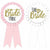 Bride Tribe Bachelorette Party Award Ribbons 8ct