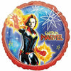 "179 Captain Marvel 18"" Mylar Balloon"