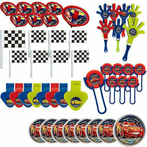 Cars 3 Favor Pack 48pc