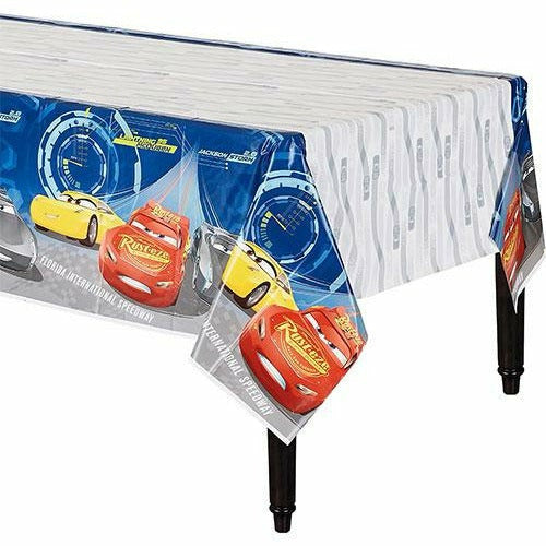 Cars 3 Table Cover