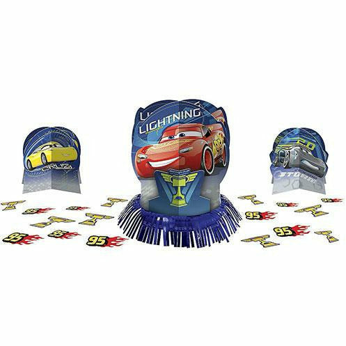 Cars 3 Table Decorating Kit 23pc