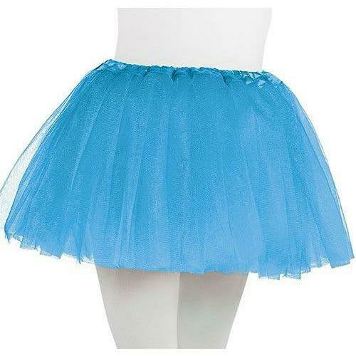 Child Light Blue Tutu