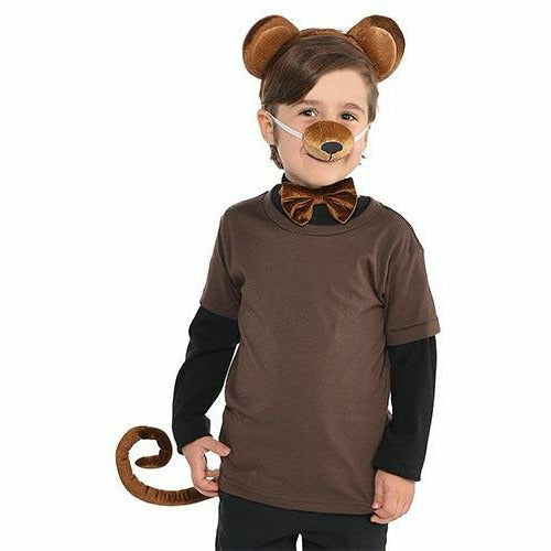 Child Monkey Accessory Kit with Sound