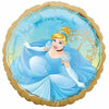 "116 Cinderella Once Upon a Time 17"" Mylar Balloon"