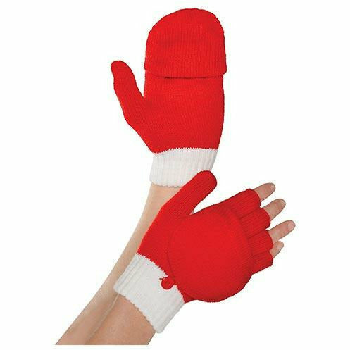 Convertible Christmas Gloves