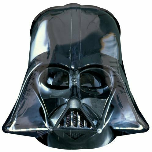 "216 Darth Vader Star Wars Jumbo 25"" Mylar Balloon"