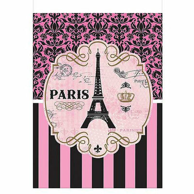 A Day in Paris Table Cover 54x108