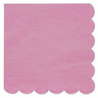 Deep Pink Large Napkins