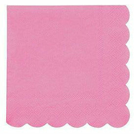 Deep Pink Small Napkins