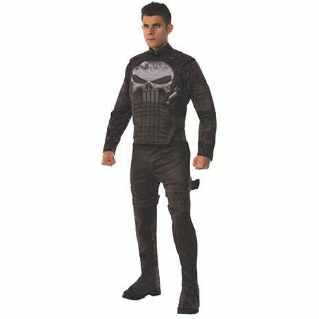 Mens Punisher Deluxe Costume