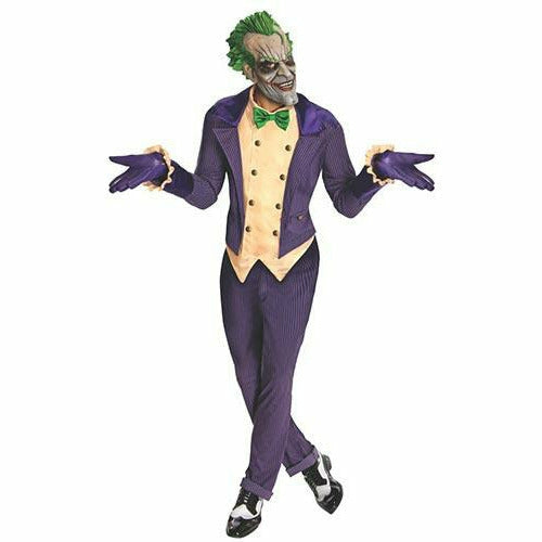 Mens Joker Deluxe Costume