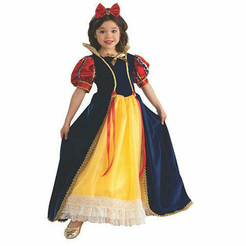 Girls Enchanted Princess Deluxe Costume