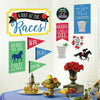 Horse Racing Derby Day Cutouts 11ct - R3