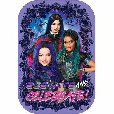 Descendants 3 Invitations 8ct