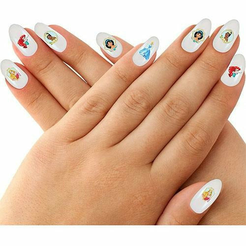 Disney Once Upon a Time Nail Stickers 4 Sheets