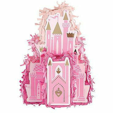 Mini Disney Once Upon a Time Castle Pinata Decoration