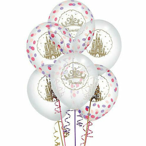 Disney Once Upon a Time Confetti Balloons 6c
