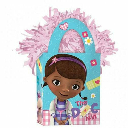 Doc McStuffins Tote Balloon Weight