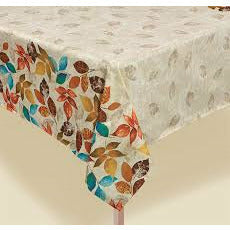 60X84 FABRIC TABLE CLOTH