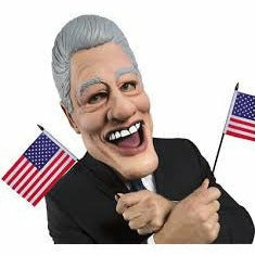Bill Clinton Mask - R11