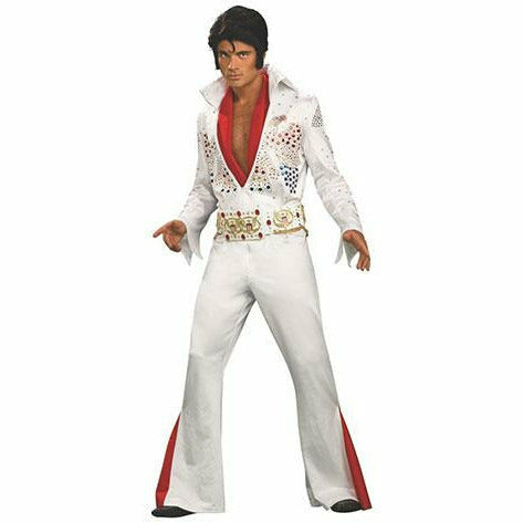 Mens Elvis Presley Eagle Jumpsuit Grand Heritage Costume