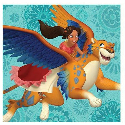 Elena of Avalor Lunch Napkins 16ct