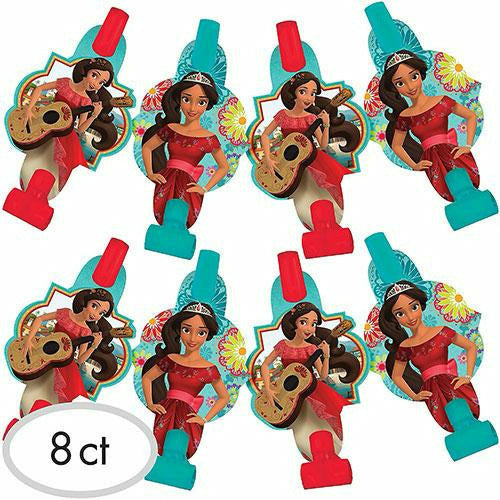 Elena of Avalor Blowouts 8ct