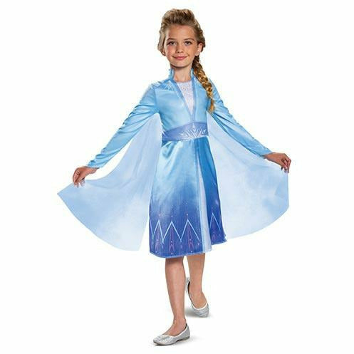Girls Elsa Costume - Frozen 2