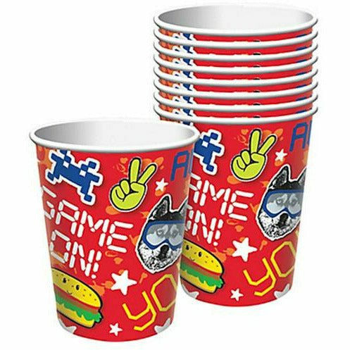R1 Epic Party Cups 8ct