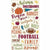 Fall Activities Guest Towel 16ct