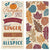Fall Leaves & Spices Kitchen Towels 2ct