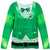 Fancy Shamrock Long-Sleeve Shirt