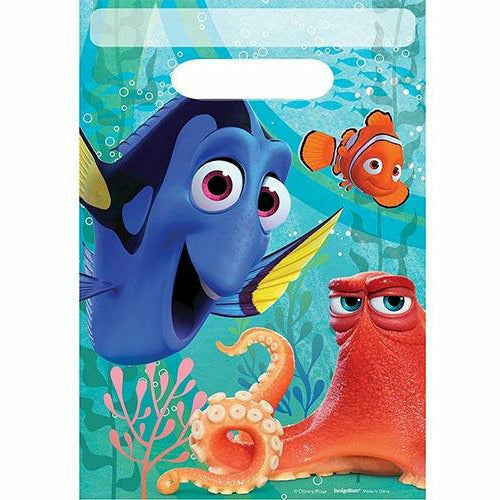 Finding Dory Favor Bags 8ct