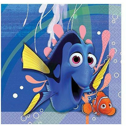 Finding Dory Lunch Napkins 16ct