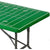 "Fitted Football Field Table Cover 72"" x 36"""
