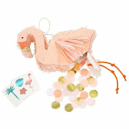 Flamingo Piñata Favor