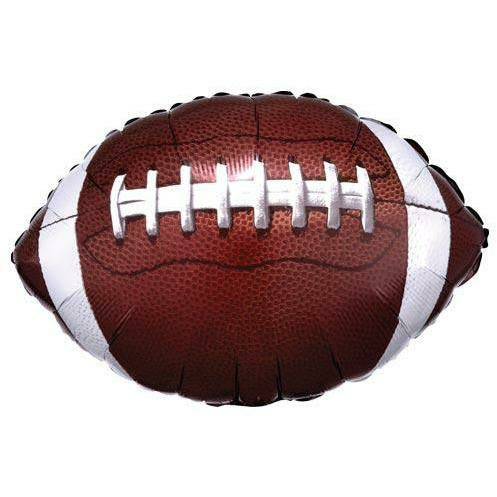 "634 Football Championship 18"" Mylar Balloon"
