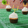 Field Goal Post Cupcake Picks 36ct