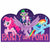 Party Like A Pony My Little Pony Invitations 8ct