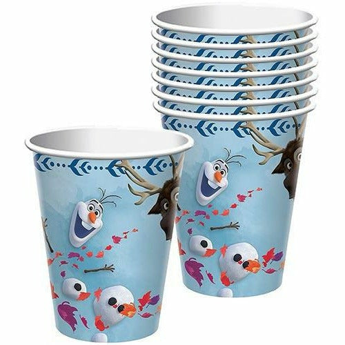Frozen 2 Cups 8ct